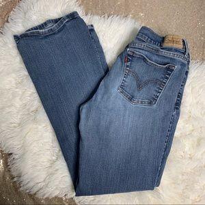 [Levi's] 515 Boot Cut Jeans